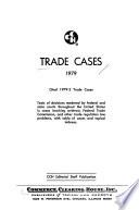 Trade Cases