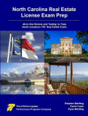 North Carolina Real Estate License Exam Prep