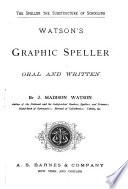 Watson s Graphic Speller