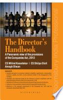 Director   s Handbook
