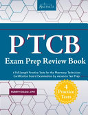 PTCB Exam Prep Review Book with Practice Test Questions: 4 ...