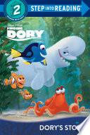 Dory s Story  Disney Pixar Finding Dory