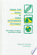 Global Civil Society And Global Environmental Governance