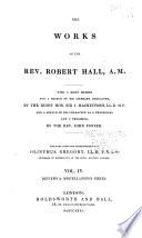 Works Of The Rev Robert Hall