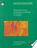 Measuring Country Performance on Health