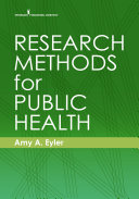 Research Methods for Public Health
