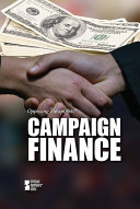 link to Campaign finance [opposing viewpoints] in the TCC library catalog