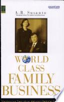 World Class Family Business