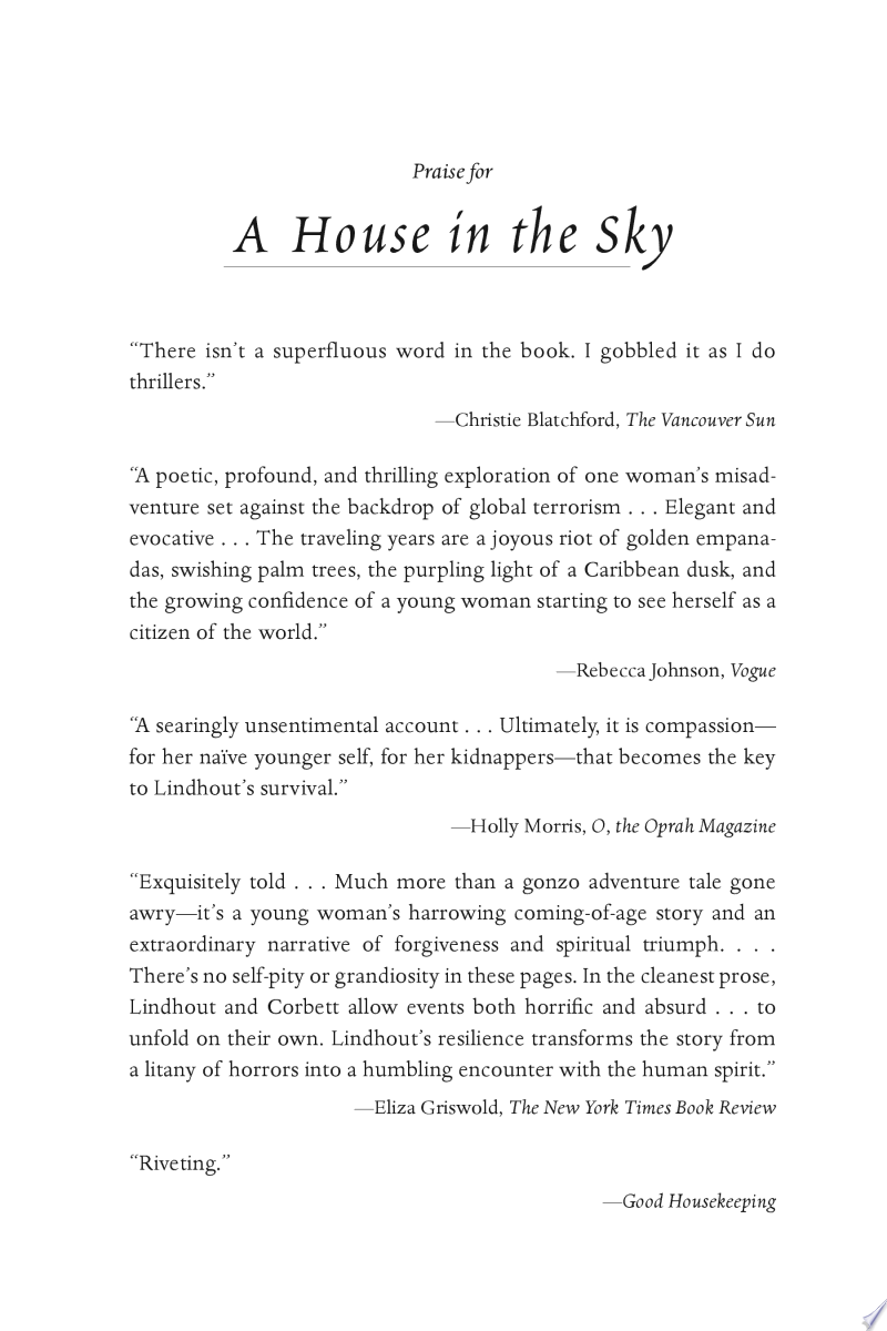 A House in the Sky image