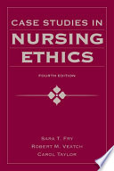 Case Studies in Nursing Ethics Book