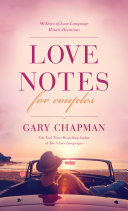 Pdf Love Notes for Couples Telecharger