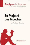 Sa Majesté des Mouches de William Golding (Analyse de l'oeuvre) Pdf/ePub eBook