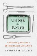 Under the Knife Pdf/ePub eBook