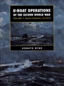 U boat Operations of the Second World War  Career histories  U1 U510