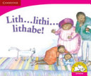 Books - Lith ... Lithi ... Lithabe! | ISBN 9780521724388
