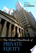 The Oxford Handbook of Private Equity Book