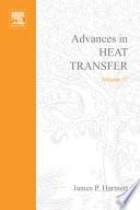 Advances in Heat Transfer Book