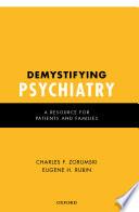 Demystifying Psychiatry