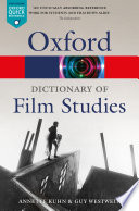 A Dictionary of Film Studies Book