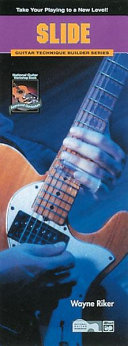 Guitar Technique Builders Series  Slide