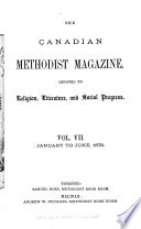 The Canadian Methodist Magazine