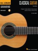 Hal Leonard Classical Guitar Method Tab Edition  Book