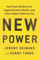 New Power Pdf/ePub eBook