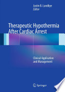 Therapeutic Hypothermia After Cardiac Arrest Book PDF