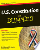 List of Dummies Us Constitution E-book