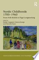 Nordic Childhoods 1700   1960 Book