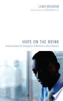 Hope On The Brink