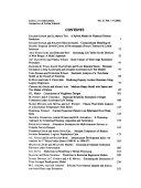Journal of Combinatorics  Information   System Sciences