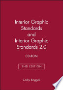 Interior Graphic Standards, Second Edition and Interior Graphic Standards 2. 0 CD-ROM