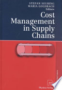 Cost Management in Supply Chains