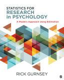 Statistics for Research in Psychology Pdf/ePub eBook