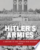 Hitler   s Armies Book PDF