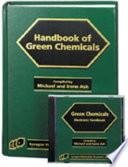 Handbook of Green Chemicals