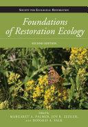 Foundations of Restoration Ecology