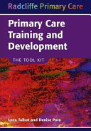 Primary Care Training and Development