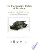 The Conservation Biology of Tortoises Book