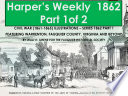 Harpers S Weekly 1862 Part 1