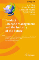 Product Lifecycle Management and the Industry of the Future