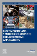 Biocomposite and Synthetic Composites for Automotive Applications Book