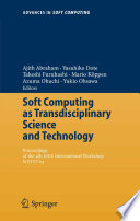 Soft Computing As Transdisciplinary Science And Technology Book PDF