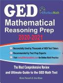 GED Mathematical Reasoning Prep 2020 2021