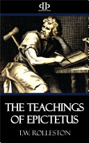 The Teachings of Epictetus Pdf/ePub eBook