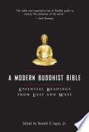 A Modern Buddhist Bible