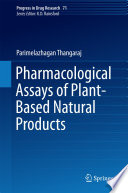 Pharmacological Assays of Plant Based Natural Products