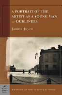 A Portrait Of The Artist As A Young Man And Dubliners Book
