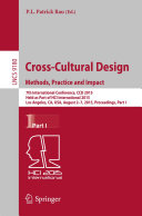 Cross Cultural Design Methods  Practice and Impact